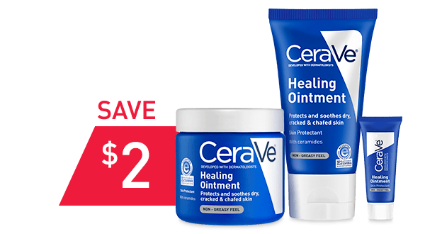 CeraVe coupon ointment